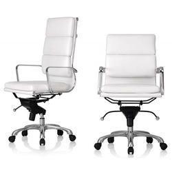 Boss White Chair