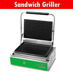 Electrical Sandwich Griller