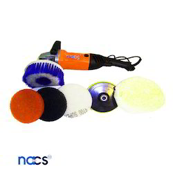Mini Hand Scrubber Machine