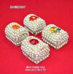 Pearl Dabbi Hut Shape