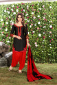 Glaze Cotton Embroidered Punjabi Salwar Kameez