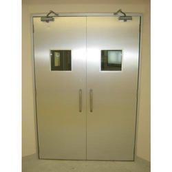 Hermetic Sealed Hospital Door