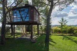 Farm House Tree House Cottage Construction