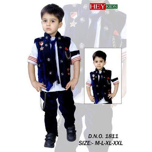aa88ce88d49 Blue Party Wear Boys Navy Jacket Party Wear Suit
