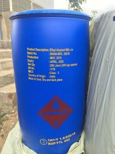 Food Grade Ethanol   Shanker International   Exporter in