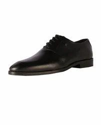 Van Heusen Black Formal Shoes VHMMS01030