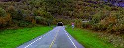 Luminous Paints For Tunnels