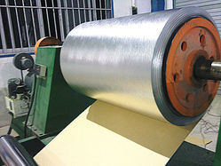 Aluminum Sheet With Poly Kraft Coating