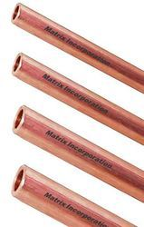 Solid Copper Earth Rod - Internally Threaded