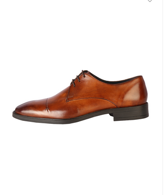 Men Party Wear Van Heusen Brown Lace Up Shoes VHMMS01015 f7f708b9f