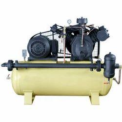 5 HP Electric Reciprocating Air Compressor, Maximum Flow Rate (CFM): 0-20 Cfm