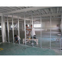 Aluminum Office Partition Services