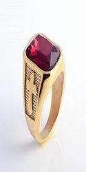 Natural Ruby / Manik Ring