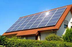 Home Solar Power Plant
