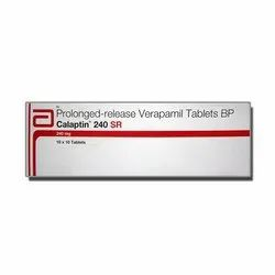 Prolonged-Release Verapamil Tablets 240 mg