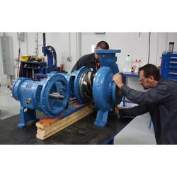415 V Centrifugal Pump Repairing Service, Pressure: 3 Kg to 10 Kg