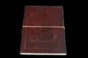 Lord Ganesha Embossed Leather Journal