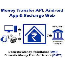 Money Transfer API, Android App & Recharge Web in Navrangpura