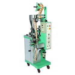 Automatic PLC Operated Zipper Supari Pouch Packing Machines