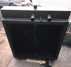 380 kva DG Set Radiator Assembly