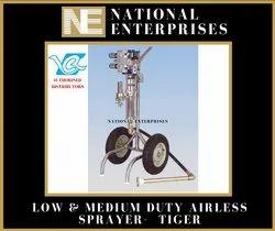 Tiger Medium Duty Airless Equipment
