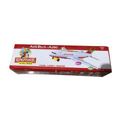 ST Multicolor Kids Electric Aeroplane Toy