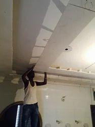 Gypsum False Ceiling Service