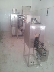 Packaged Drinking Water Filling Machine