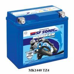 3 Ah MK1440 TZ4 SF Sonic Bike Battery