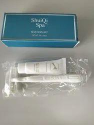 Plastic Shaving Kit, for Hotel, Packaging Size: Box