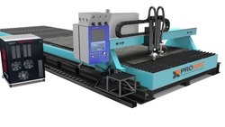 Heavy Duty Plasma Cutting Machine