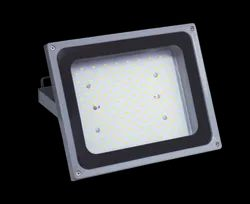 SGE Warm White 60W LED Flood Light, For Outdoor, Warehouse