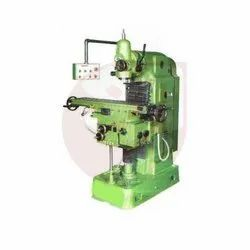 Semi Geared Vertical Milling Machine
