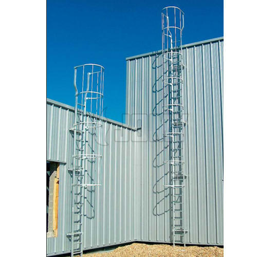 Cage Ladder Manufacturer From Delhi