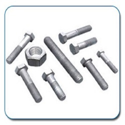 GALVANIZED NUTS & BOLTS