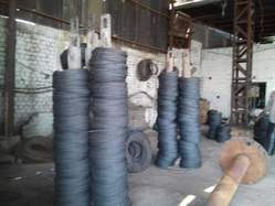 MS Binding Wire, Thickness: 50 Kg