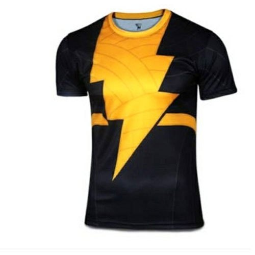 Fantastica Nylon Mens Sports T-Shirt