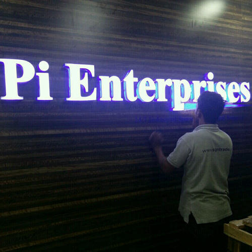 Name Boards & LED Sign Board - Glow Sign Boards Manufacturer from