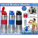 Steel Water Bottle H-121