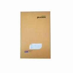 Platinum Writing School Notebook