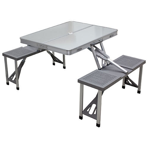 Portable Aluminium Folding Picnic Table