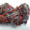 Recycle Sari Silk Yarn