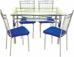 Steel Dining Set