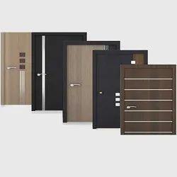 Plywood Laminated 30 mm Flush Decorative Door