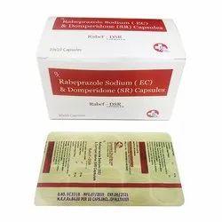 Rabeprazole 20 mg Domperidone 30mg (Sustain Release)