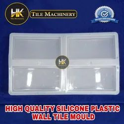 High Quality Silicon Plastic Wall Tile Mould