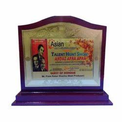 Asian Wooden Momento