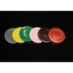 Plastic Container Caps, for Protein Powder plastic Container enclosure