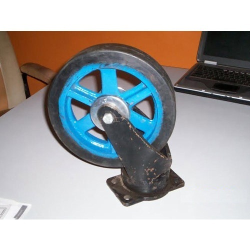Heavy Duty Forged Caster Wheel
