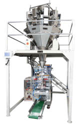 Banana Chips Packaging Machine